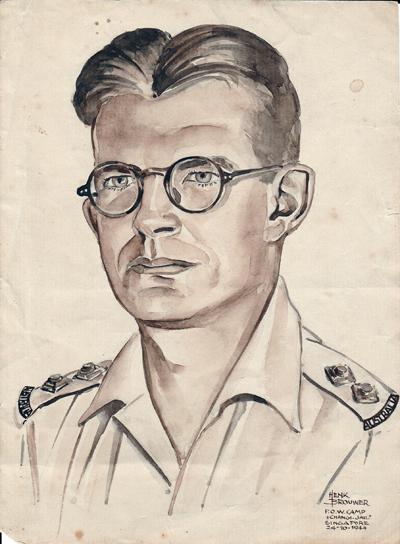 Perry, Ian – Lieutenant – Australia