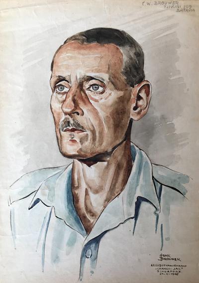 Brouwer, C.W.Dutch East-Indies